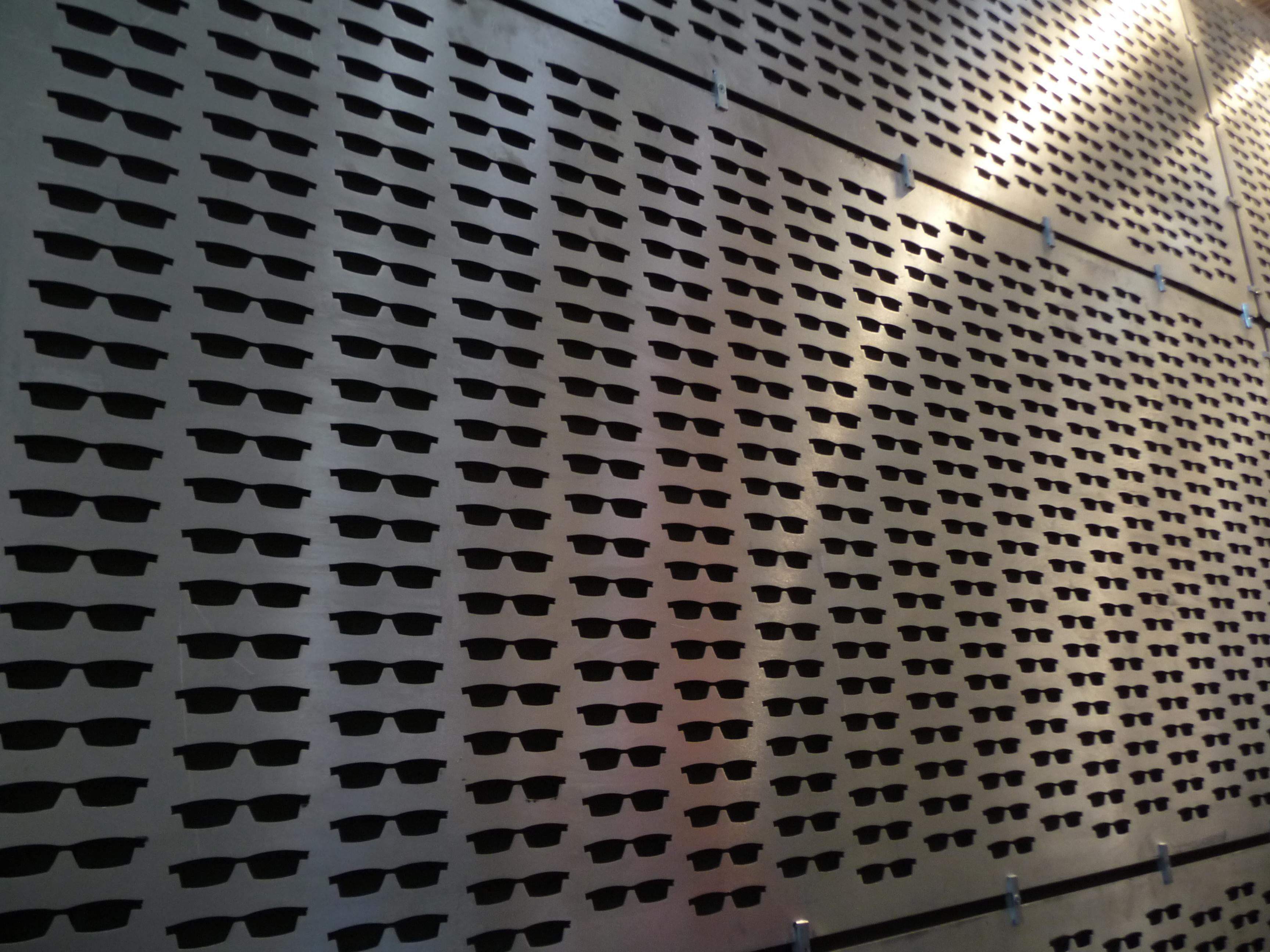 Brillen Mettal
